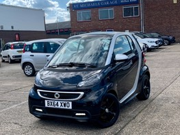 Smart Fortwo Coupe GRANDSTYLE EDITION 1
