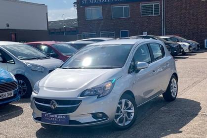 Vauxhall Corsa SRI NAV S/S