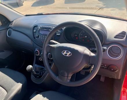 Hyundai I10 CLASSIC 17