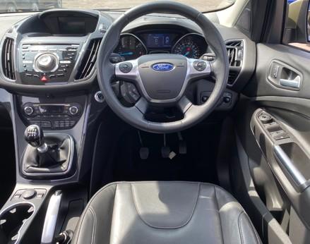 Ford Kuga TITANIUM X TDCI 17