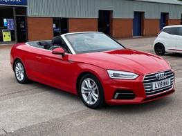 Audi A5 TFSI SPORT 4
