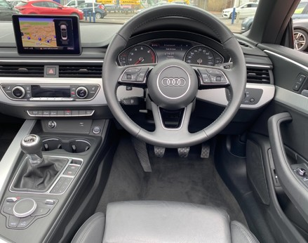 Audi A5 TFSI SPORT 21