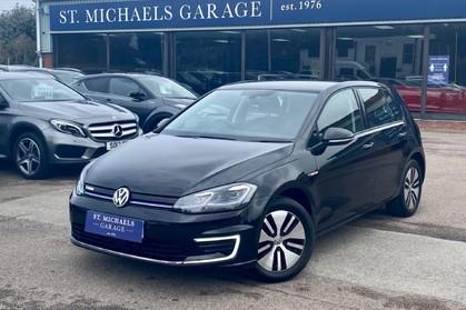 Volkswagen Golf E-GOLF