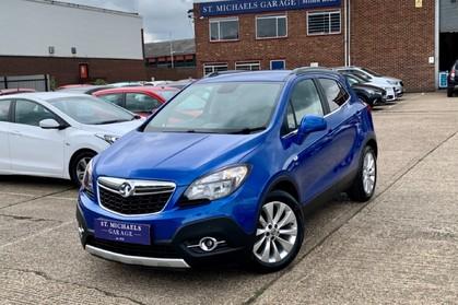 Vauxhall Mokka SE