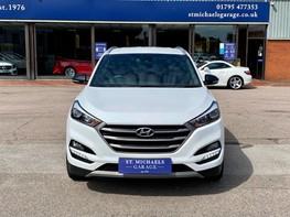 Hyundai Tucson T-GDI GO SE 5