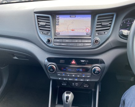 Hyundai Tucson T-GDI GO SE 22