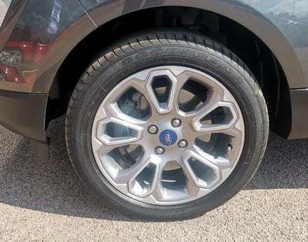 Ford Ecosport TITANIUM 13