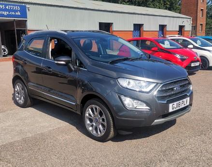 Ford Ecosport TITANIUM 3