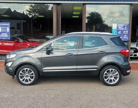 Ford Ecosport TITANIUM 11