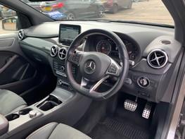 Mercedes-Benz B Class B 180 D AMG LINE EXECUTIVE 18