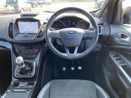 Ford Kuga ST-LINE TDCI 18