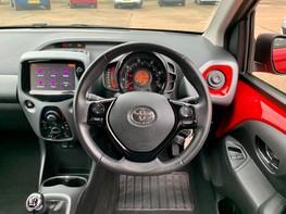 Toyota Aygo VVT-I X-PLAY 18