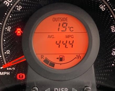 Toyota Aygo VVT-I X-PLAY 21