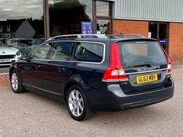 Volvo V70 D4 SE LUX 9