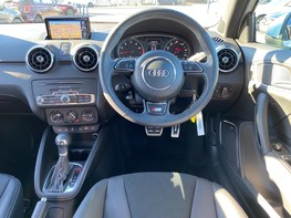 Audi A1 SPORTBACK TFSI S LINE NAV 17