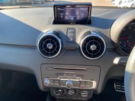 Audi A1 SPORTBACK TFSI S LINE NAV 19