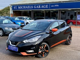Nissan Micra IG-T BOSE PERSONAL EDITION 1