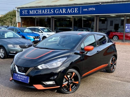 Nissan Micra IG-T BOSE PERSONAL EDITION