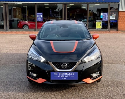 Nissan Micra IG-T BOSE PERSONAL EDITION 5