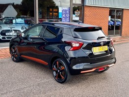 Nissan Micra IG-T BOSE PERSONAL EDITION 9