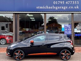 Nissan Micra IG-T BOSE PERSONAL EDITION 11
