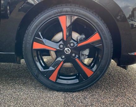 Nissan Micra IG-T BOSE PERSONAL EDITION 13