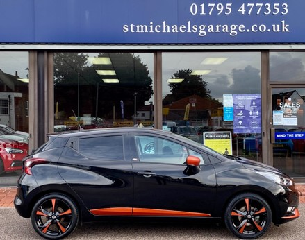 Nissan Micra IG-T BOSE PERSONAL EDITION 10