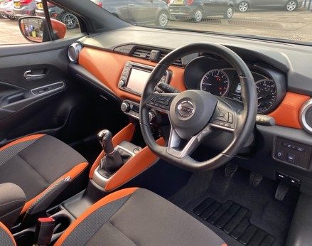 Nissan Micra IG-T BOSE PERSONAL EDITION 17