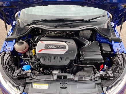 Audi A1 S1 COMPETITION QUATTRO