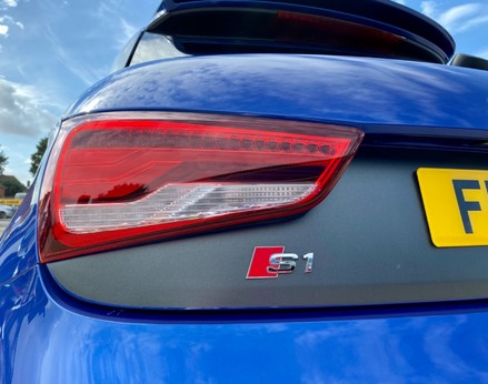 Audi A1 S1 COMPETITION QUATTRO 55