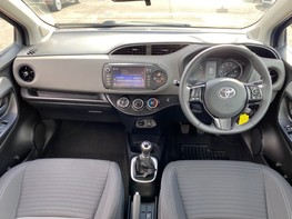Toyota Yaris VVT-I ICON TECH 2