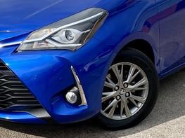 Toyota Yaris VVT-I ICON TECH 3