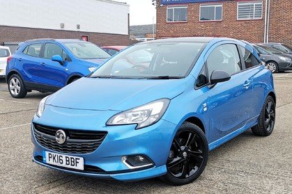 Vauxhall Corsa LIMITED EDITION ECOFLEX S/S