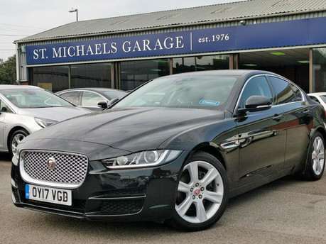 Car of the Week: Jaguar XE 2.0 D Portfolio