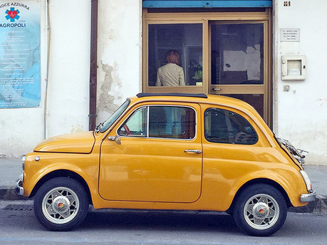 A Popular Classic: The Fiat 500 Story