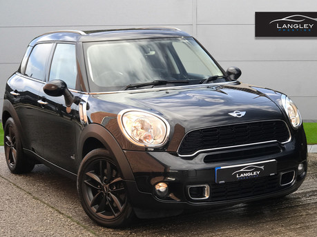 Mini Countryman COOPER S ALL4