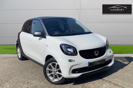 Smart Forfour PASSION PREMIUM T 1