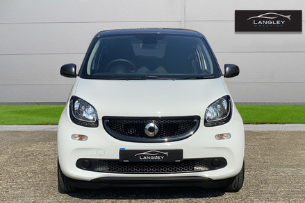 Smart Forfour PASSION PREMIUM T 12