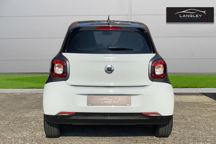 Smart Forfour PASSION PREMIUM T 13