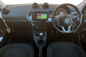 Smart Forfour PASSION PREMIUM T 14