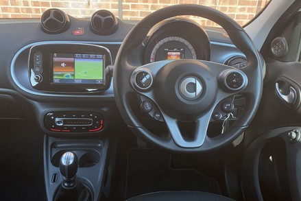 Smart Forfour PASSION PREMIUM T 15