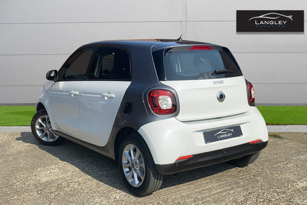 Smart Forfour PASSION PREMIUM T 2