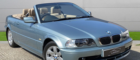 BMW 3 Series 318CI 1