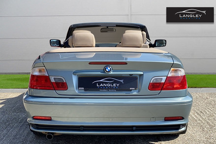 BMW 3 Series 318CI 13