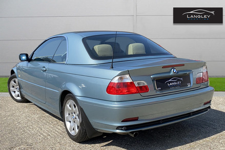 BMW 3 Series 318CI 37