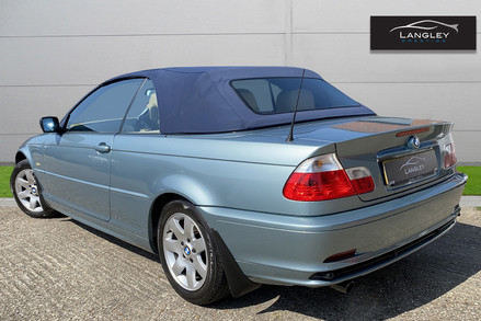 BMW 3 Series 318CI 32