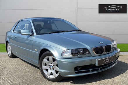 BMW 3 Series 318CI 36