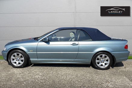 BMW 3 Series 318CI 33
