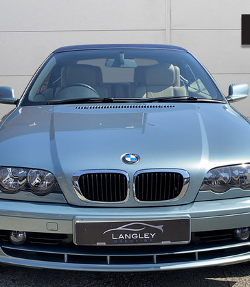 BMW 3 Series 318CI 3