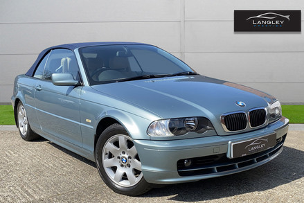 BMW 3 Series 318CI 66